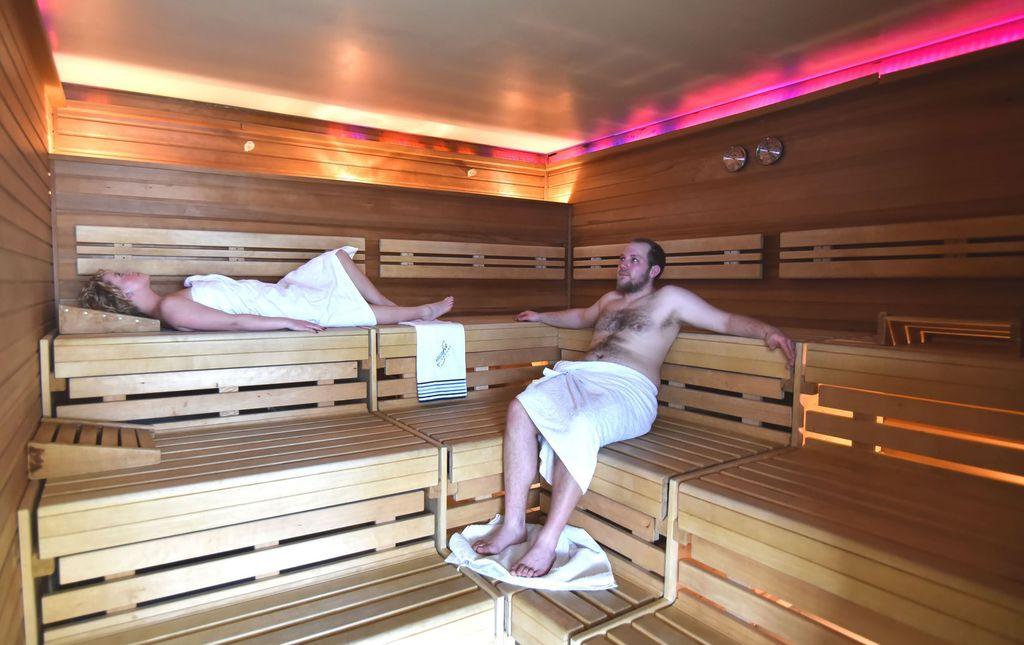 Aquafit Dierdorf - Sauna